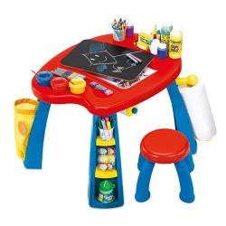 Stolik edukacyjny z krzesełkiem KREATYWNA ZABAWA Crayola