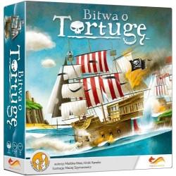 Gra edukacyjna BITWA O TORTUGĘ 7 lat +