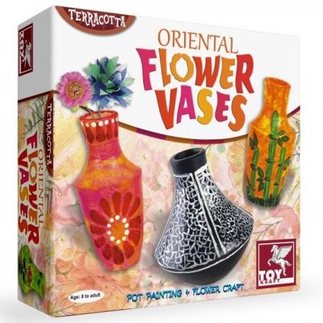 Zabawki kreatywne  ORIENTALNE WAZONY