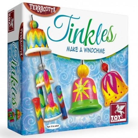 Zabawki kreatywne DZWONKI WIETRZNE