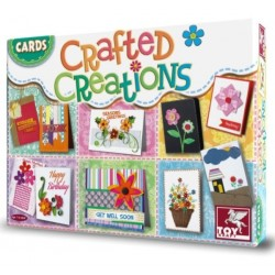 Zestaw kreatywny KARTY KREATYWNE