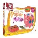 Modelowanie z masy papierowej PAPIER MACHE