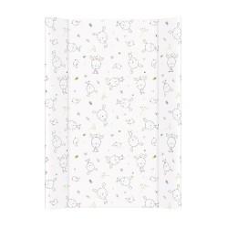 Przewijak na łóżeczko 50x70cm - Dream Rozproszony Biały