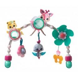 Łuk z zabawkami Świat Małej Księżniczki Tiny Love