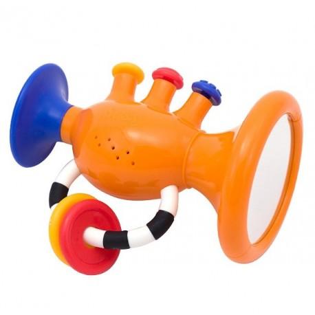 Zabawka interaktywna TRĄBKA Sassy