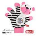 Wesoła Pacynka dla dziecka LENA Mom's Care
