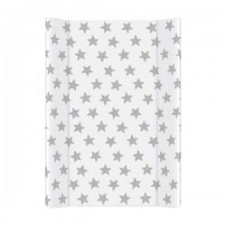 Przewijak na łóżeczko 50x70cm Gwiazdki czarno-białe