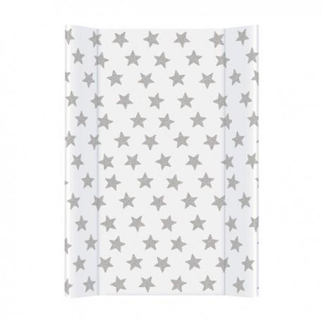 Przewijak na łóżeczko Gwiazdki czarno-białe Ceba