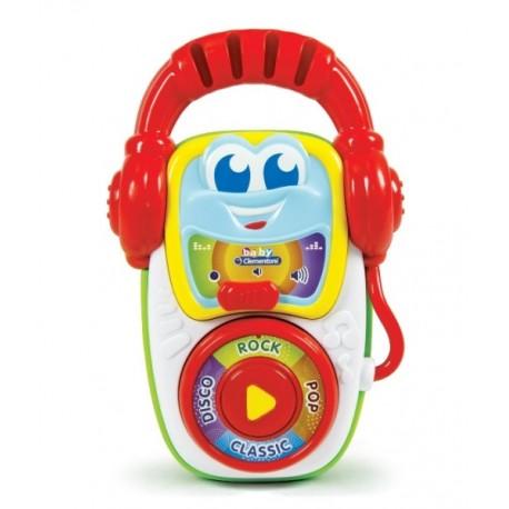Muzyczny Telefonik Małego DJ-a Clementoni