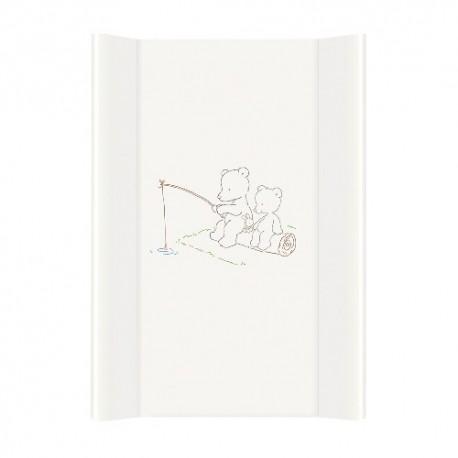 Przewijak na łóżeczko 50x70cm Papa Bear Biały Ceba