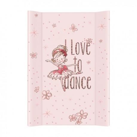Przewijak na łóżeczko Tańcząca Baletnica Różowa Ceba