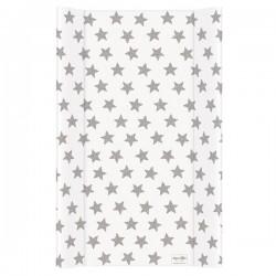 Przewijak na łóżeczko 50x80cm GWIAZDKI czarno-białe