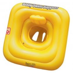 Koło fotelik do nauki pływania 69x69cm Bestway