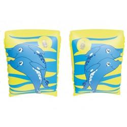 Rękawki do pływania DELFINY Zielone Bestway