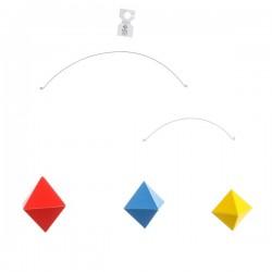 Mobil Montessori OŚMIOŚCIANY - Kolorowy świat
