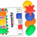 Piłeczki sensoryczne Zestaw 5szt. Hencz Toys