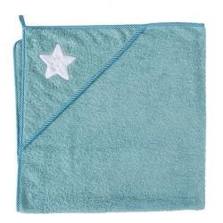 Ręcznik z kapturkiem GWIAZDKA MORSKA Ceba