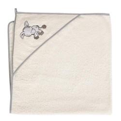 Ręcznik kąpielowy 100x100 OSIOŁEK ECRU Ceba