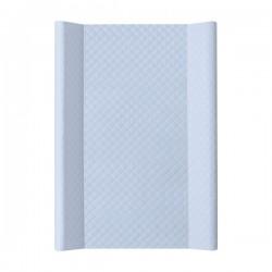 Przewijak na łóżeczko 50x70cm CARO Niebieskie