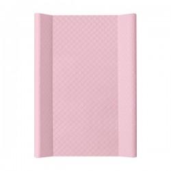Przewijak na łóżeczko 50x70cm CARO Różowe