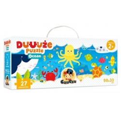 Duuuże puzzle OCEAN 2+ CzuCzu