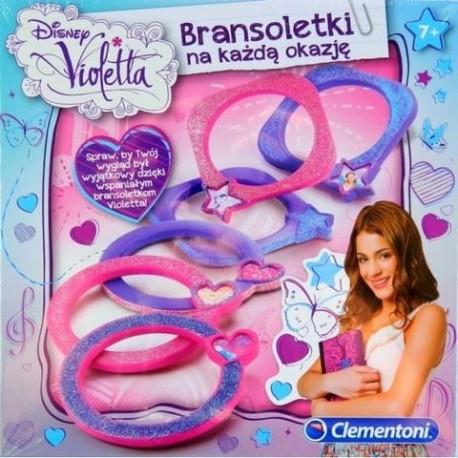 Bransoletki na każdą okazję Violetta CLEMENTONI