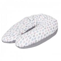 Poduszka dla kobiet w ciąży MULTI Chmurki