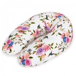 Poduszka dla kobiet w ciąży MULTI Flores
