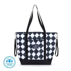 Torba do wózka SZACHOWNICA Shopper Bag Makaszka