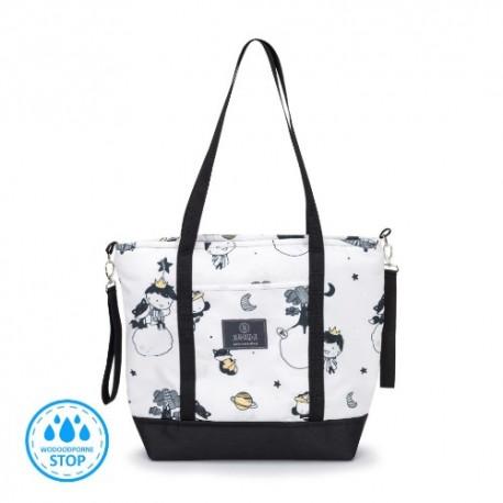 Torba do wózka MAŁY KSIĄŻĘ Shopper Bag Makaszka