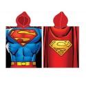 Poncho plażowe SUPERMAN Carbotex