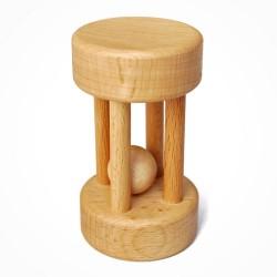 Cylinder z kulką - zabawki Montessori