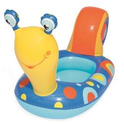 Dmuchany ponton dla dzieci ŚLIMAK NIEBIESKI Bestway