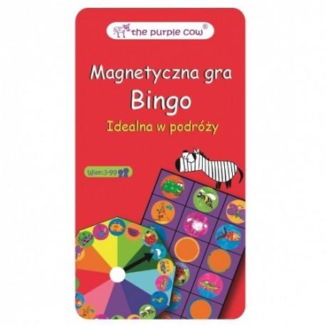 Gra podróżna dla dziecka BINGO
