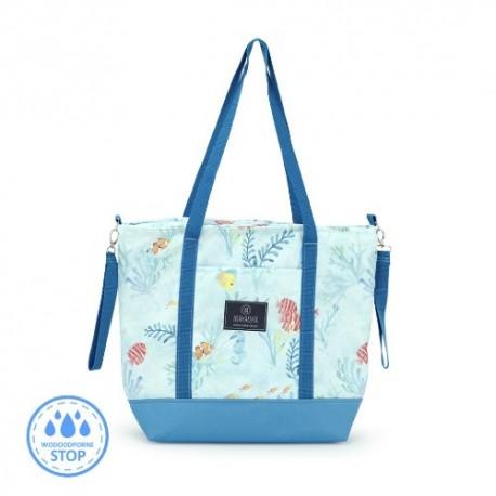 Torba do wózka OCEAN Shopper Bag Makaszka