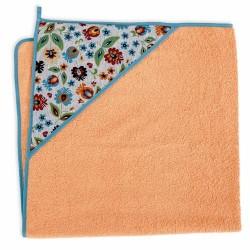 Ręcznik z kapturkiem FOLKLOR Ceba