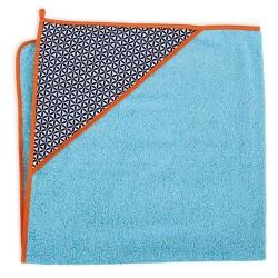 Ręcznik z kapturkiem ROZETKI Ceba