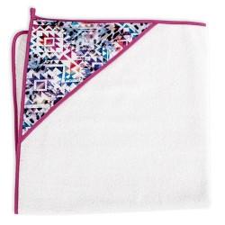 Ręcznik z kapturkiem IMPRESO Ceba