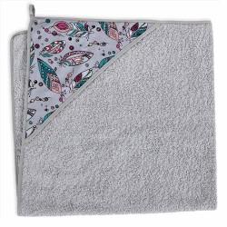 Ręcznik z kapturkiem PLUMAS Ceba