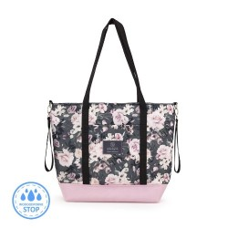 Torba do wózka Night Flowers Shopper Bag Makaszka