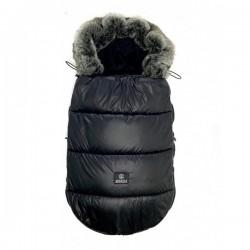 Śpiworek do wózka 12-36m Black Makaszka