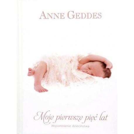 Album Moje pierwsze pięć lat Anne Geddes