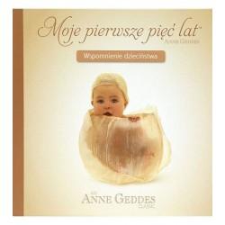 Album Moje pierwsze pięć lat - Classic Anne Geddes