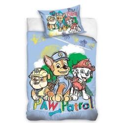 Pościel do łóżeczka Psi Patrol Carbotex