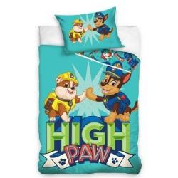 Pościel do łóżeczka Psi Patrol High Paw Carbotex