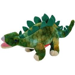 Dinozaur zabawka Stegozaur ciemny zielony 30cm Beppe