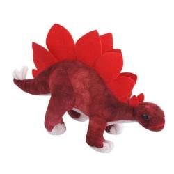 Dinozaur Stegozaur czerwony 30cm Beppe