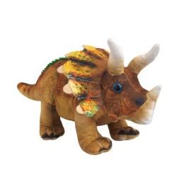 Dinozaur Triceratops 35cm Beppe
