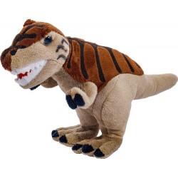Dinozaur Tyranozaur brązowy 30cm Beppe