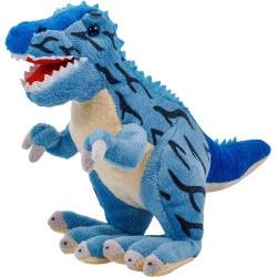 Dinozaur Tyranozaur niebieski 30cm Beppe